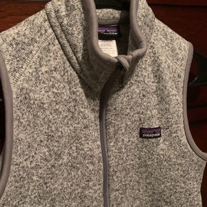 PATAGONIA. Gray vest